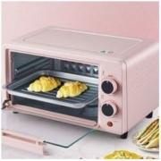 UEQEU BLY-KC1303 电烤箱 13L 基础套餐69.9元包邮(需用券)