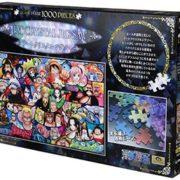 Ensky 航海王 新世界大冒险! 艺术水晶拼图1000片 含税到手约¥271.51