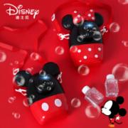 Onshine 迪士尼泡泡机 儿童玩具 加特林泡泡相机 送电池螺丝刀