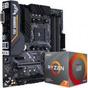 ASUS 华硕 TUF B450M-PRO GAMING 电竞特工 主板 + AMD 锐龙 R7 3700X处理器 板U套装1910.2元包邮(需用券)