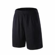 富乾 黑色运动休闲短裤 L-4XL5.1元包邮(需用券)