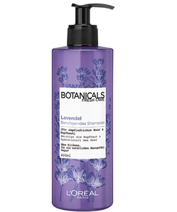 prime会员!L'Oréal Paris 巴黎欧莱雅 Botanicals植物系列 薰衣草保湿洗发水400mL  43.56元含税直邮