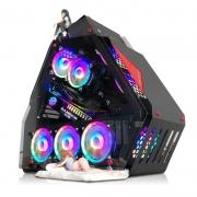 玩嘉 T9ATX 水冷电脑机箱299元包邮