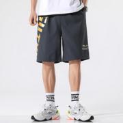 【夏季潮牌】休闲潮牌大码短裤