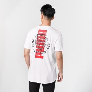PUMA 彪马 57872802 男款印图短袖T恤