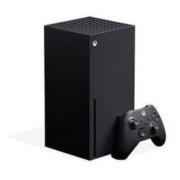 Microsoft 微软 Xbox Series X 家用游戏主机 1TB 黑色4599元包邮