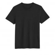 Vancl 凡客诚品 1094671 男士纯色黑白短袖19.9元