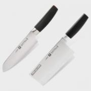 德国双立人 ZWILLING Select系列 中片刀具2件套269元特卖价