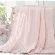 FUANNA 富安娜家纺 空调被 七孔抗菌升级款 粉色 1.8m¥99.00