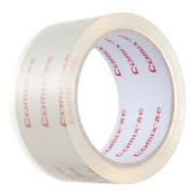 PLUS会员!Comix 齐心 JT5506 高透明胶带 55mm*60y(54.9米)单卷装