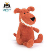 jELLYCAT 邦尼兔 jellycat Toothy 呲大牙狗狗 毛绒玩具