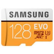 SAMSUNG 三星 存储卡 EVO黄色升级版 高速TF卡(Micro SD卡)128GB88.9元
