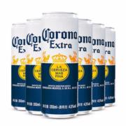 临期好价 墨西哥进口 科罗娜 特级啤酒 355ml*12听59元包邮