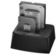 PLUS会员: LIano 绿巨能 LJN-YPZ06 移动硬盘盒 双盘位