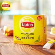 国际雨林联盟认证 立顿 黄牌精选红茶 100包