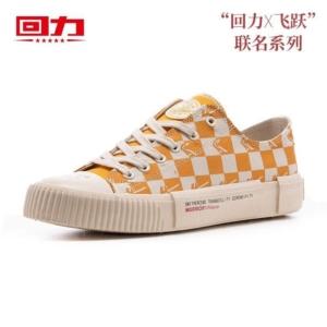 WARRIOR 回力×飞跃联名款 FXY-031TCV 女士休闲鞋