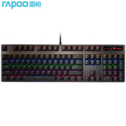RAPOO 雷柏 V500PRO 机械键盘(雷柏黑轴、混光)