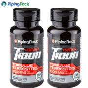 PipingRock 刺蒺藜皂甙胶囊 100粒*2瓶68元包邮