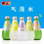 Hamu 矿泉气泡水饮料 200ml*4瓶