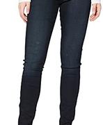 23W/34L码!G-STAR RAW 3301系列 女式高腰修身牛仔裤 D05175   到手约¥249