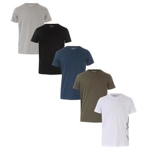 JACK JONES 杰克琼斯 男士 Ombre 5件装T恤