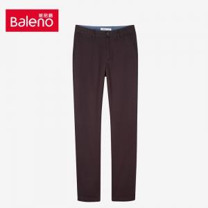 Baleno 班尼路 88612011 男士修身休闲裤