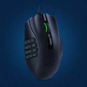 16日0点: RAZER 雷蛇 那伽梵蛇X 有线鼠标 18000DPI RGB 黑色399元包邮