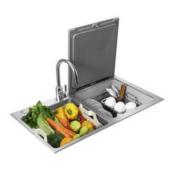 FOTILE 方太 JPSD2T-C3 水槽嵌入式洗碗机