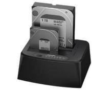 12日0点: LIano 绿巨能 LJN-YPZ06 移动硬盘盒 双盘位