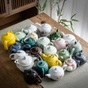 唐仟 随机 茶壶 1个