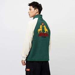 ANTA 安踏 OC联名系列 152020705H 男子运动卫衣