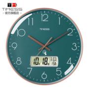 TIMESS 中国码电波表 日期温度显示 自动对时分秒不差125元特卖价直降20元