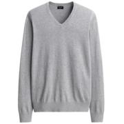 拉夫劳伦制造商 本米男100%精梳棉针织衫99元包邮