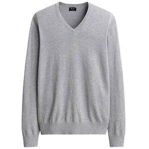 拉夫劳伦制造商 本米男100%精梳棉针织衫