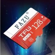 法族 Micro SD存储卡(TF卡) 128GB19.9元(需用券)