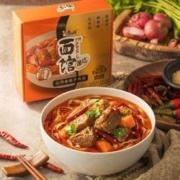 京东PLUS会员: 康师傅 速达煮面私房牛肉面 单盒装*4件