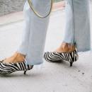 """4双自带大长腿特效的「深V鞋」推荐百搭""""深V鞋"""",实在太好看了!"""