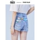 Five Plus × 爱丽丝联名款 2NN1065230 女士牛仔短裤