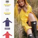 Joycorn 时尚长款雨衣