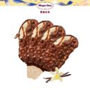 Haagen-Dazs 哈根达斯 香草味焦糖扁桃仁脆皮雪糕 4个装 单次兑换券