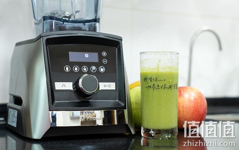 Vitamix A3500i 料理机评测 强大快速的全方位料理帮手!