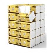 漫花 原生木浆抽纸 30包整箱29.9元包邮(需用券)