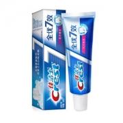 PLUS会员:Crest 佳洁士 全优7效抗牙菌斑牙膏 40g2.69元(需买9件,共24.2元,需用券)