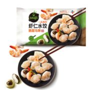 bibigo 必品阁 一品海风 脆甜马蹄虾仁水饺 230g 25只