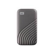 8日6点:Western Digital 西部数据 My Passport 500GB 固态移动硬盘599元包邮