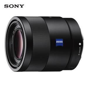 SONY 索尼 Sonnar T* FE 55mm F1.8 ZA 标准定焦镜头 索尼FE卡口 49mm