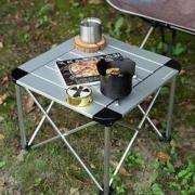 BLACKDEER 黑鹿 BD12022405 户外野餐便携折叠桌 小号