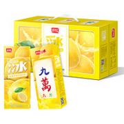 88vip会员!PANPAN FOODS 盼盼 饮料就是檬 250ml*24盒