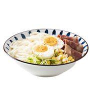 健康釉下彩!质邦 日式拉面碗 8英寸 2只装¥11.90 3.0折 比上一次爆料降低 ¥1