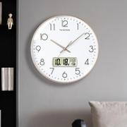 德国静音机芯,自动停秒不扰眠:TIMESS 大屏显温电子时钟66元起包邮顺丰